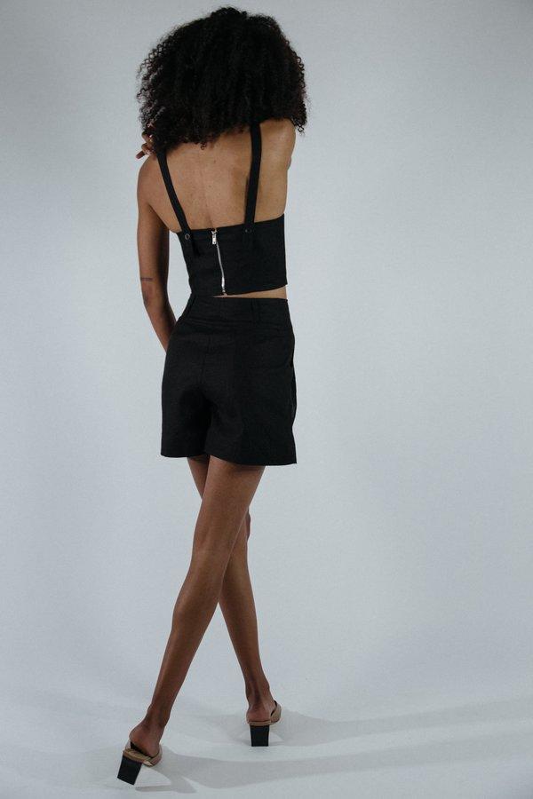 Angie Bauer Cassie Top - Black