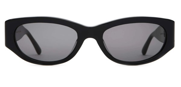 Unisex CRAP EYEWEAR The Funk Punk Sunglasses - Black