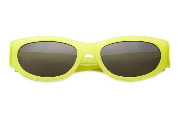 Unisex CRAP EYEWEAR The Funk Punk Sunglasses - Margarita