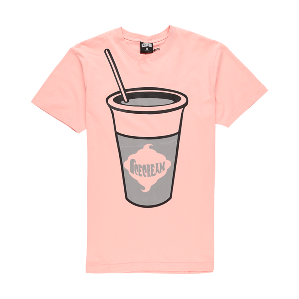 IceCream Cup T-Shirt - Blossom