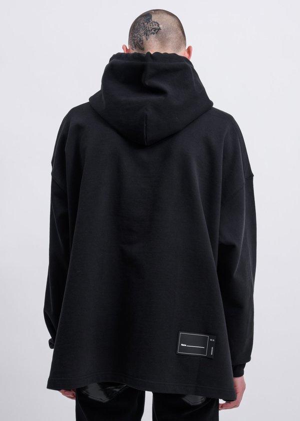 we11done New Logo Hoodie - Black