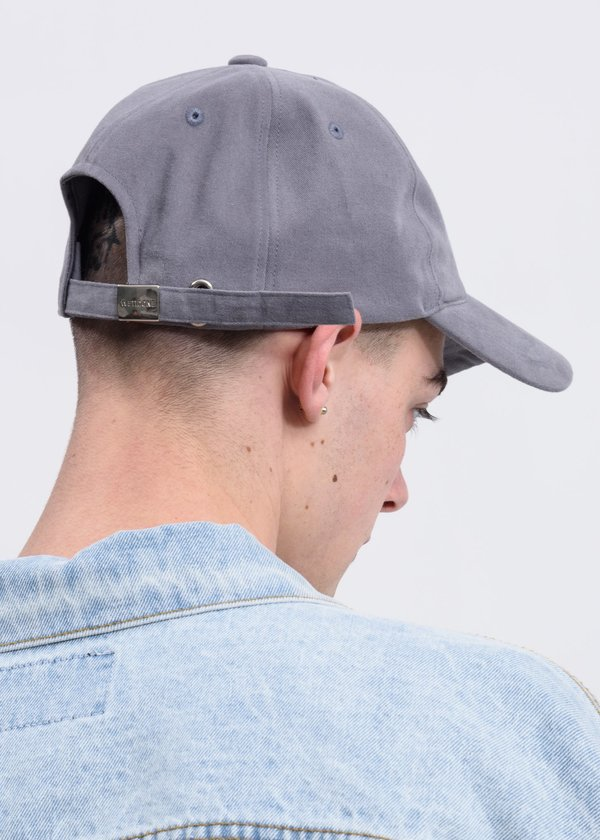 we11done Logo Cap - Grey