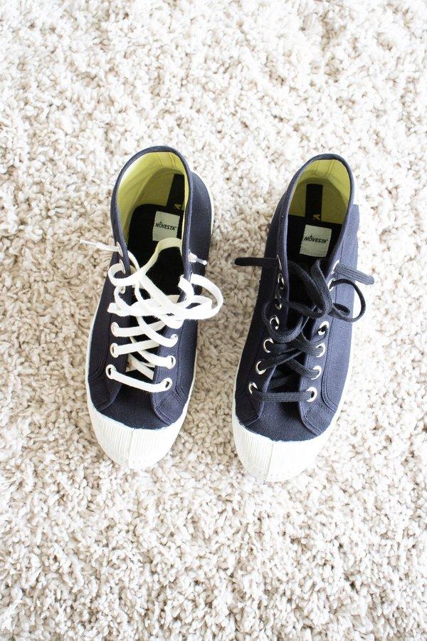 Novesta Star Dribble Classic Sneaker - Black