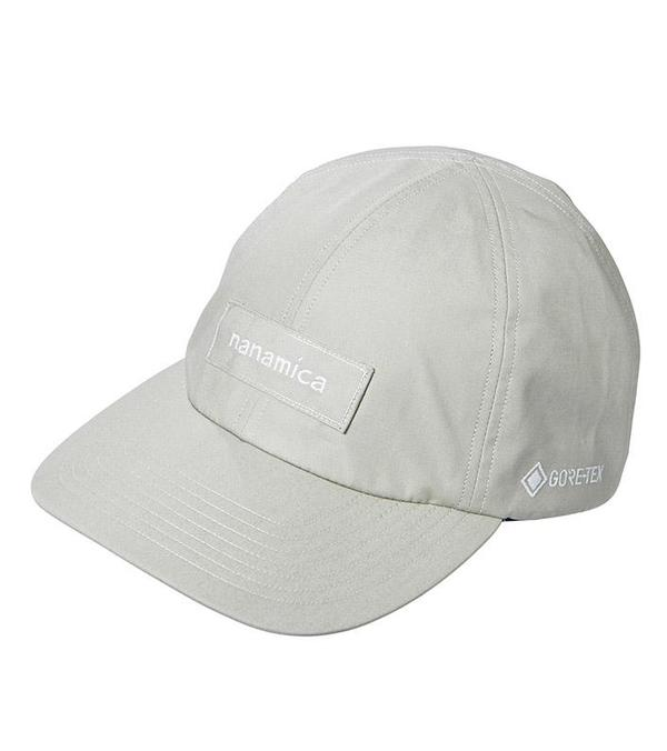 Nanamica Gore tex Cap - Pale Grey