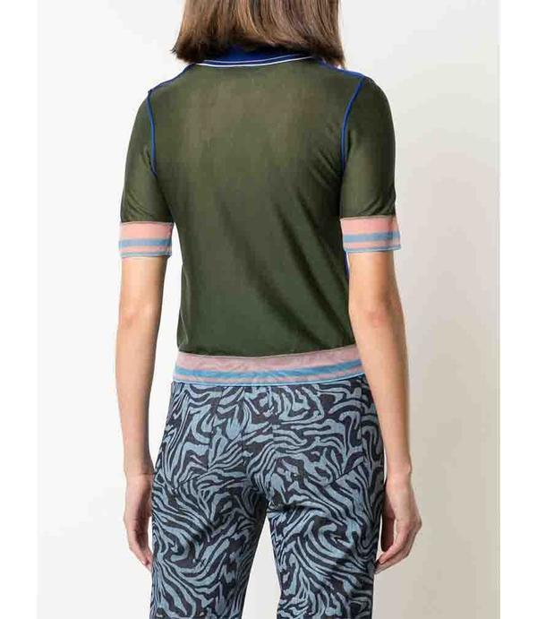 I am Chen Polo Shirt - Blue