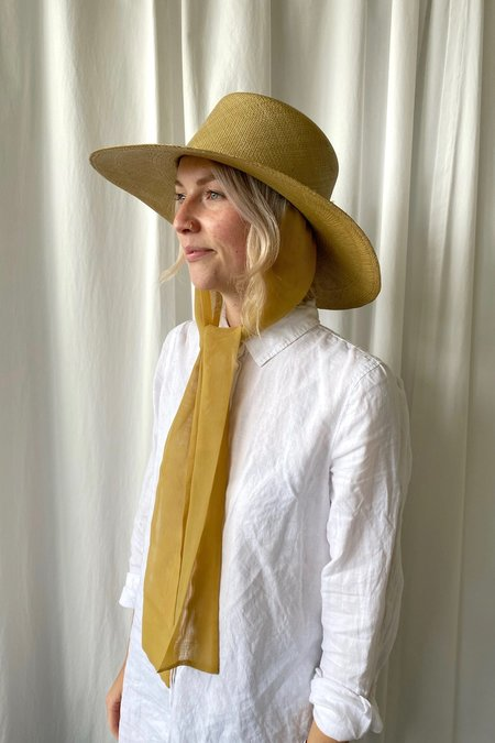 Clyde Pearl Hat with Neck Scarf