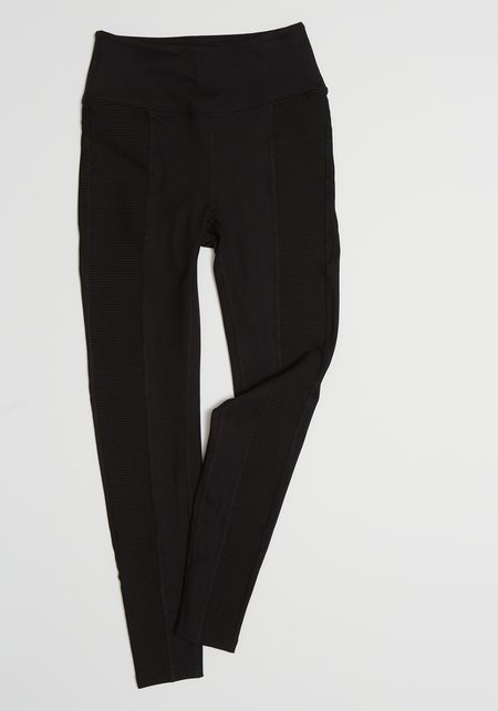 Year Of Ours 54 Legging - Black