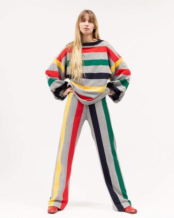 BEFORE MARCH Gloria Pant - Bold Stripe