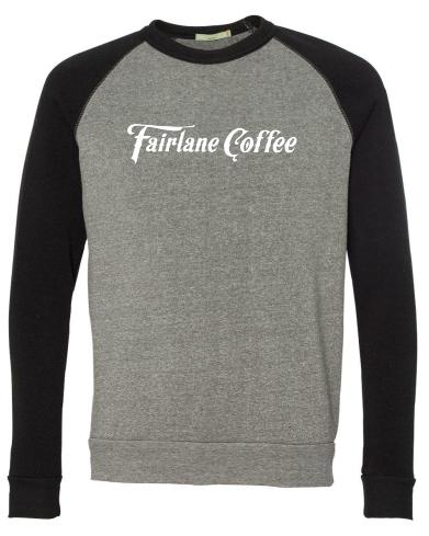 Animal Traffic Fairlane Coffee Fleece Sweater