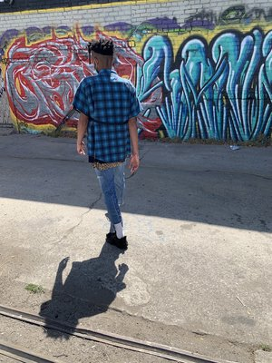 Old Park KAILI 2 Way Flannel Shirt