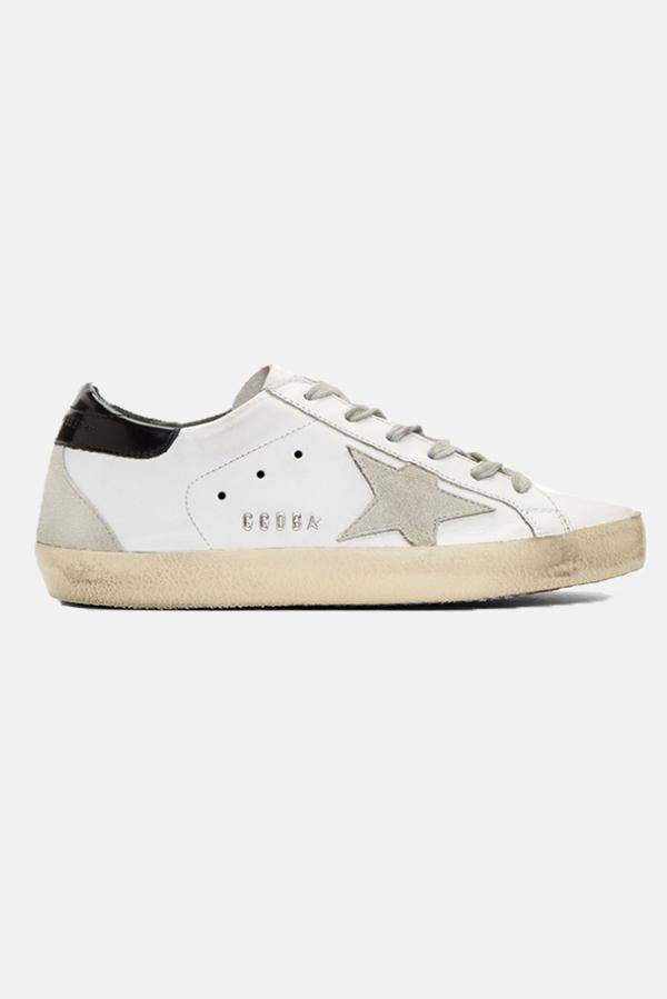 Golden Goose Superstar Sneaker - White