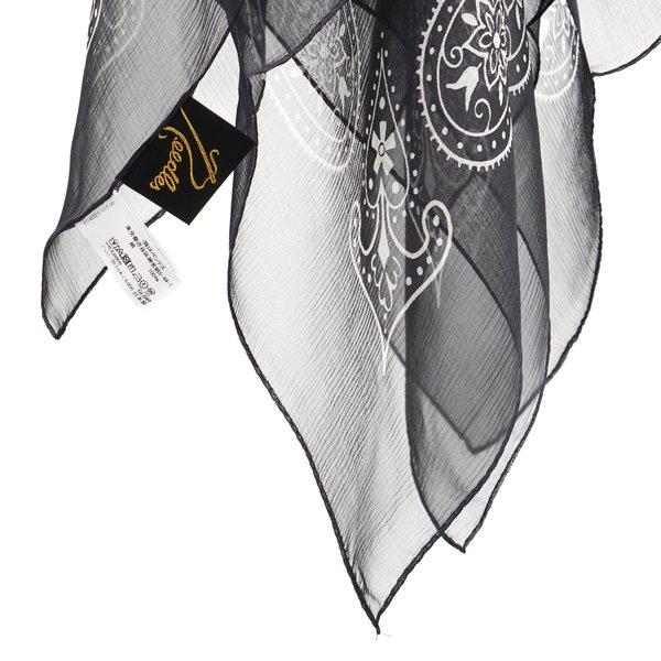 Needles Bandana Scarf - Charcoal