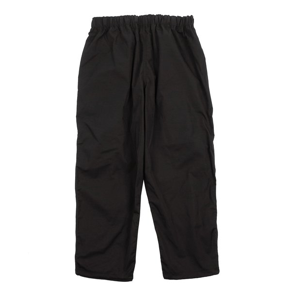 South2 West8 BELTED CENTER SEAM PANTS - BLACK