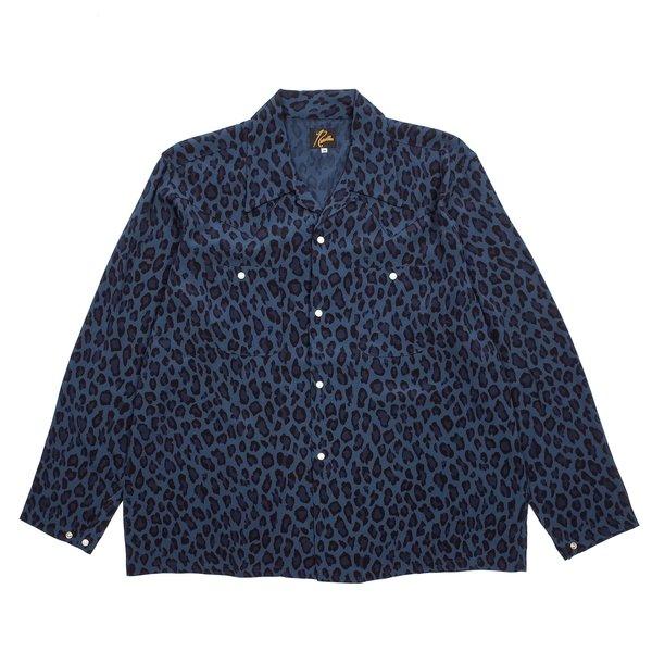 Needles One-up Cowboy Shirt - Blue