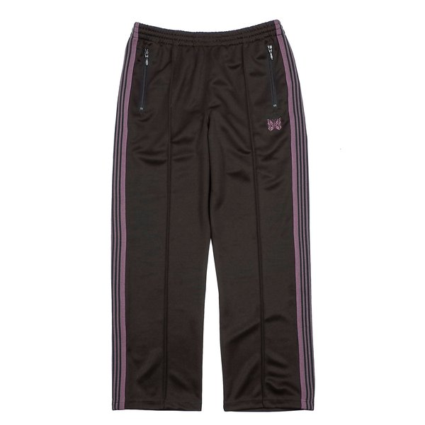 Needles Poly Smooth Track Pant - Green