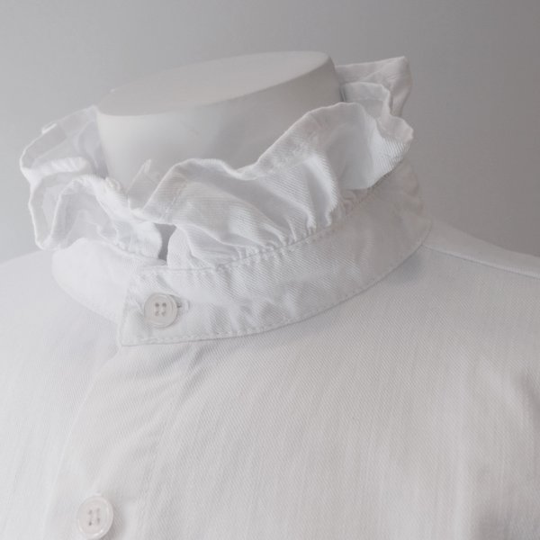 EVE DENIM Violet Shirt - White