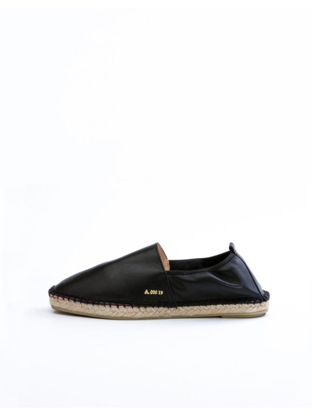ACT SERIES Laage Leather Shoe - Black