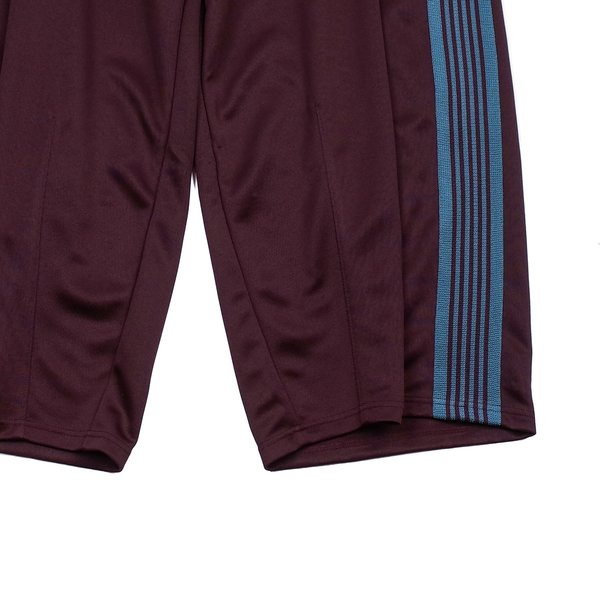 Needles H.d. Poly Smooth Track Pant - Bordeaux