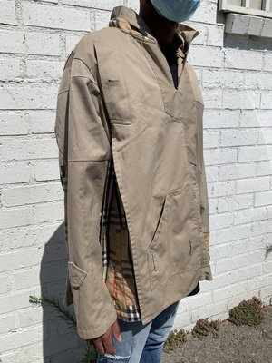 Old Park BURBERRY F.L Mexican Parka