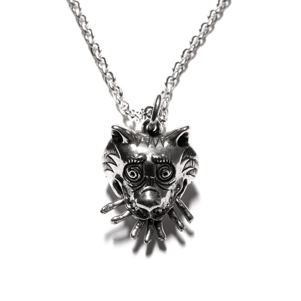 MAPLE The Cat Chain - Silver
