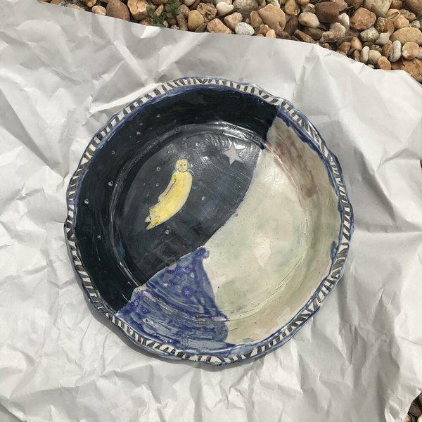 Vintage Dreaming Plate