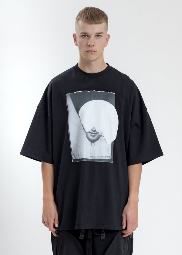 Komakino Oversized T-Shirt - Black