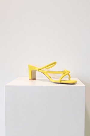 """INTENTIONALLY __________."" Willow Sandal"