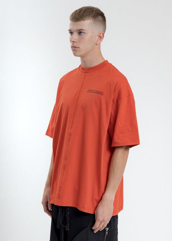Komakino Loose Fit T-Shirt - Orange