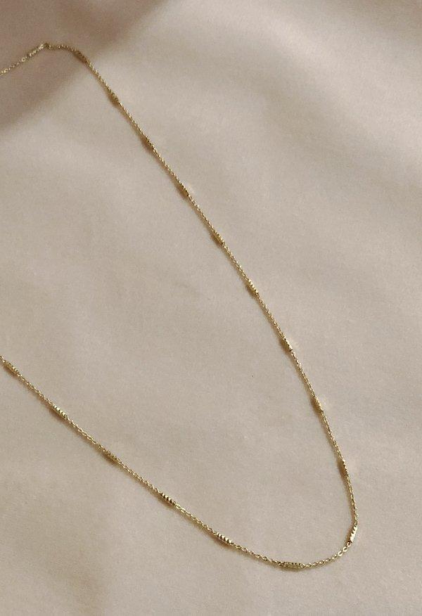 Nicole Kwon Concept Store Dainty Chain - 14k Gold Vermeil