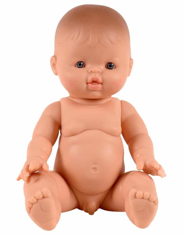 Kids Minikane Little European Baby Boy Doll