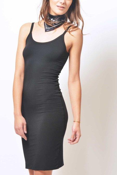 Sen Roxy Tank Dress - Black