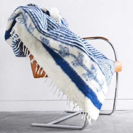 The Global Trunk Traditional Momo Blanket