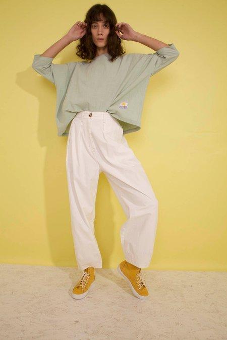 L.F.Markey Jenkin Trousers - White