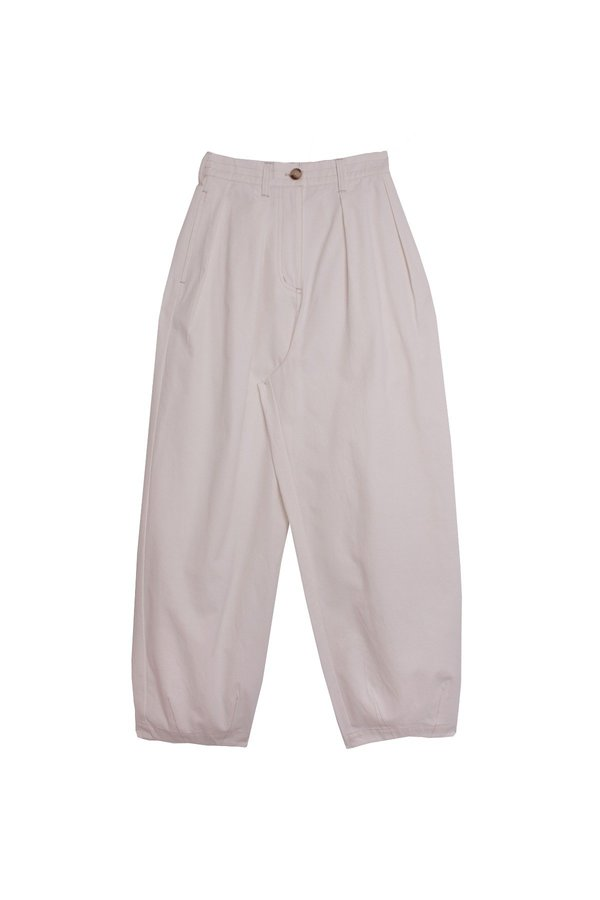 L.F.Markey Jenkin Trousers - White