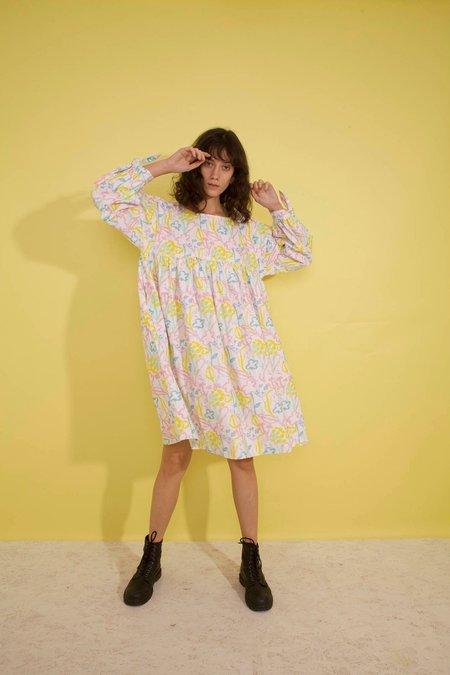 L.F.Markey Kel Dress - Baby Print