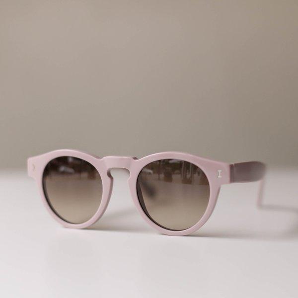 Illesteva Leonard Sunglasses - Mauve