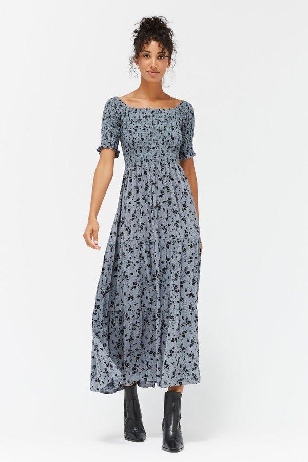 Lacausa Vista Dress - Fossil