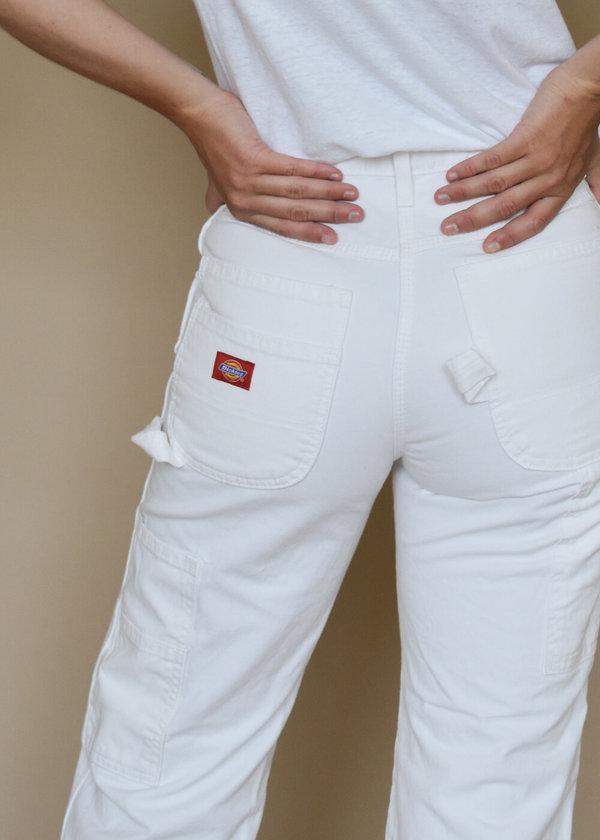 Vintage Dickies Cut Off Painter Pants