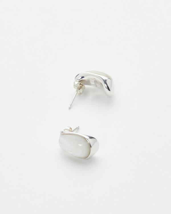 Luz Oritz Pearl Mizner Earrings