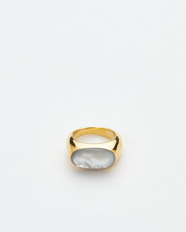 Luz Oritz Frank Ring - Pearl