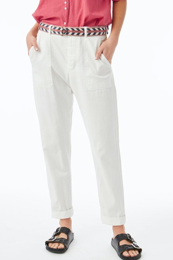 Xirena Tucker Pant - White Wash