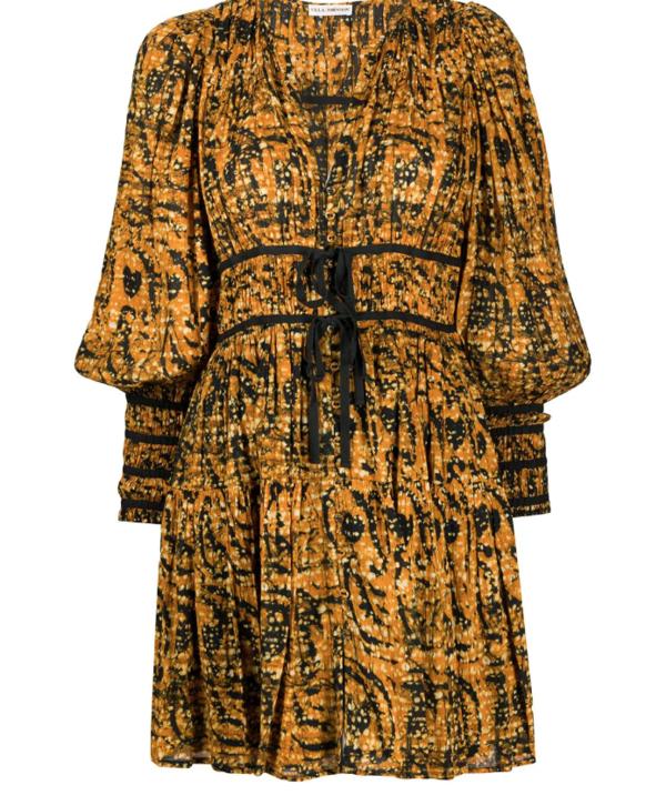 Ulla Johnson Kesia Dress - Marigold