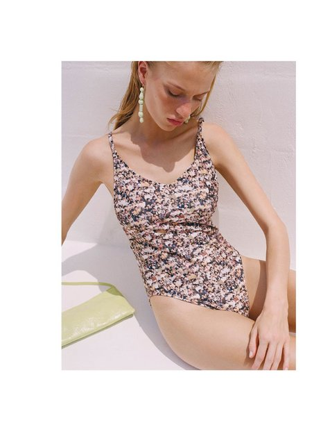 Paloma Wool Lazzaro Swimsuit - People Print