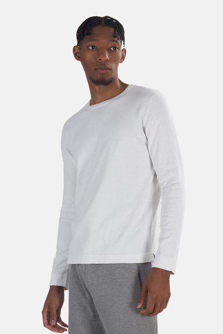 Wheelers.V Reade LS Tee - Laser White