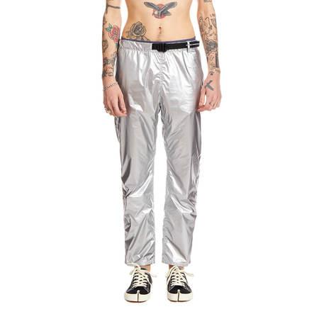 UNITED STANDARD Silver Trek pants Men Size M EU