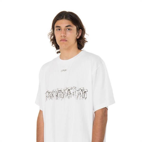 OFF-WHITE Futura Atoms T-shirt