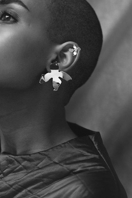 FARIS Ladyday Earrings - Sterling Silver