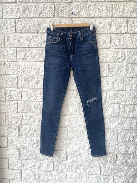 Citizens Of Humanity Rocket Mid Rise Skinny - Swing Low