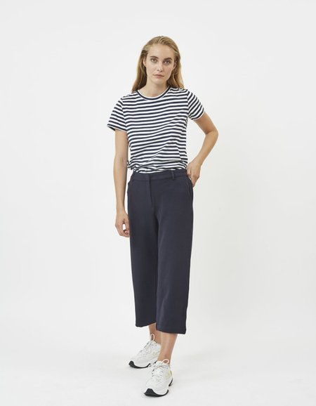 Minimum Culotta Pant - Navy Blazer