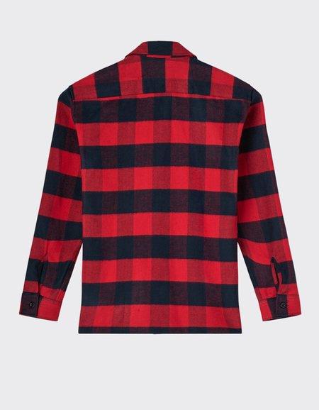 Minimum Fjell Shirt - Red